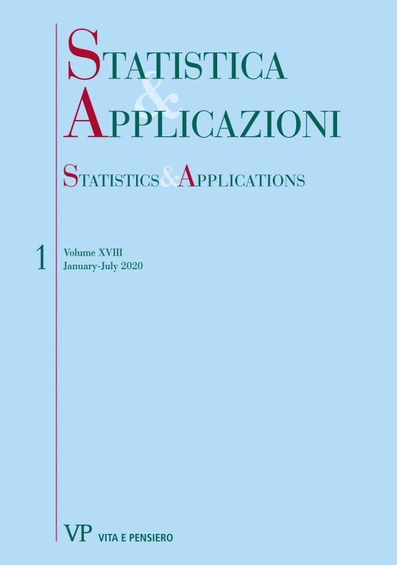 Editorial of the special issue on distribution and inequality measure in economics