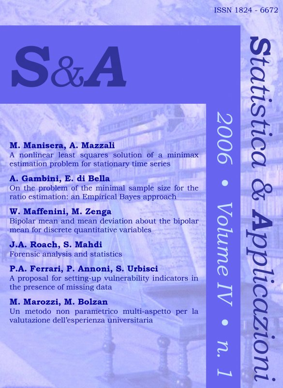 Forensic Analysis and Statistics