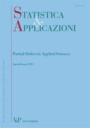 STATISTICA & APPLICAZIONI - 2013 - Special online issue