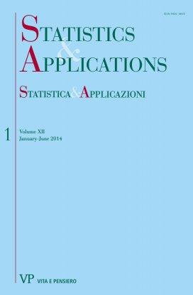 STATISTICA & APPLICAZIONI - 2014 - 1